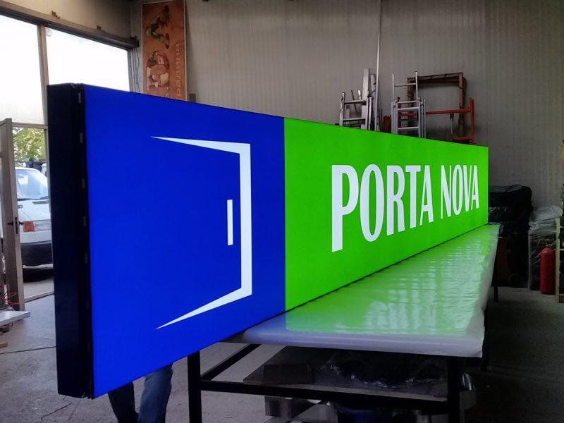 Светеща кутия Porta Nova